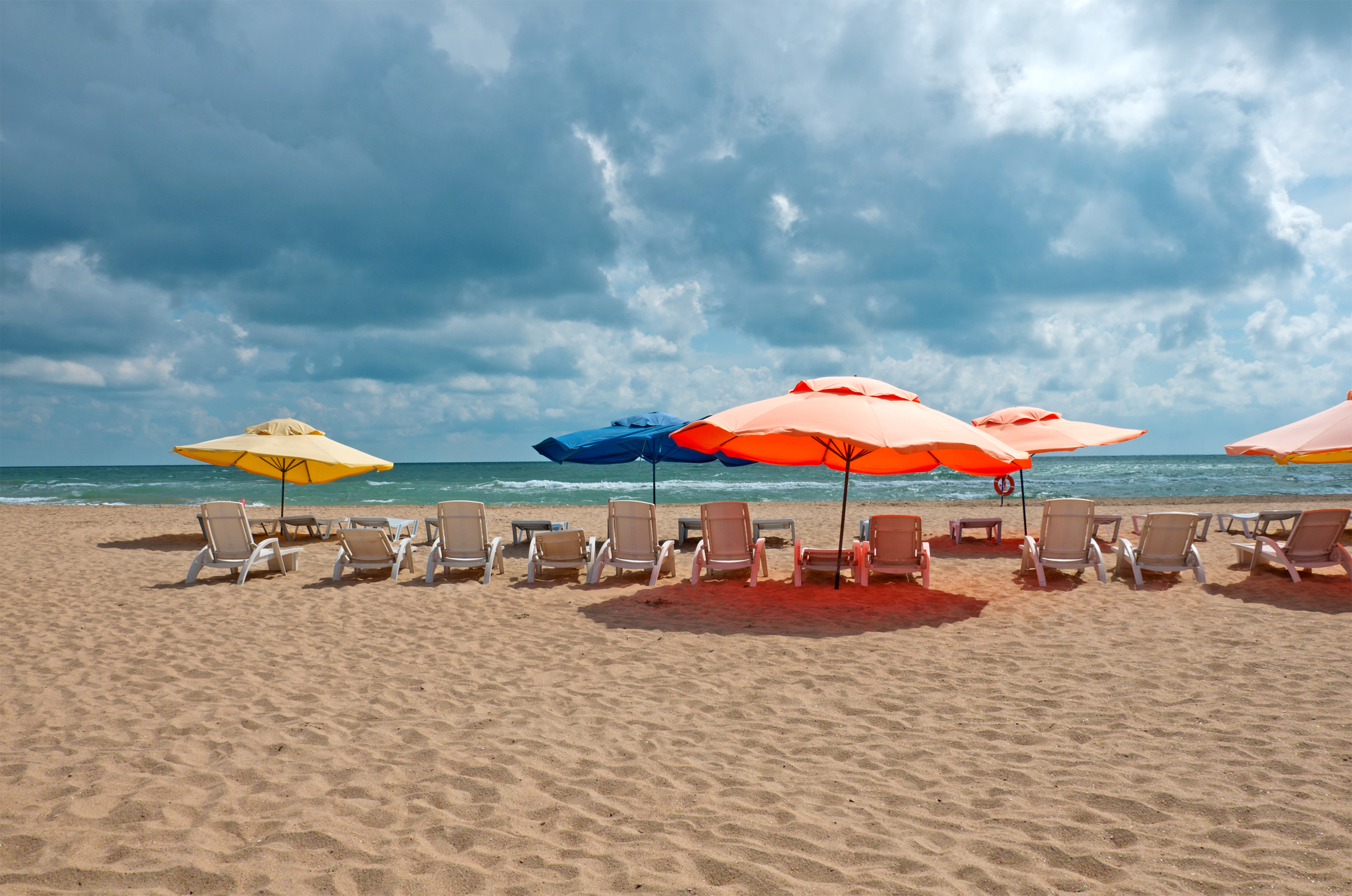 Море и пляж анапы фото